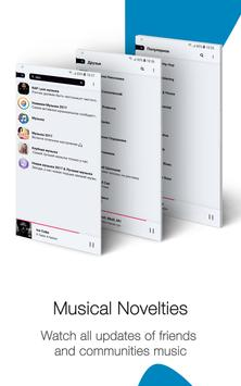 Music from kontakte for Stellio Player 4 2 (Android