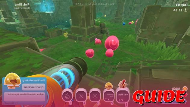 New Guide for Slime Rancher poster
