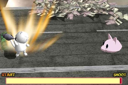 Niwniw Strike captura de pantalla 1
