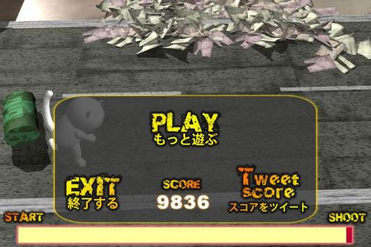 Niwniw Strike captura de pantalla 3