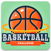 Basketball Island | Basic BasketBall Throw Game icon