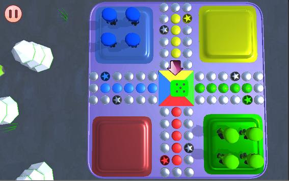 Ludo 3D maharajah screenshot 4