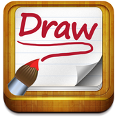 Notes to draw icon