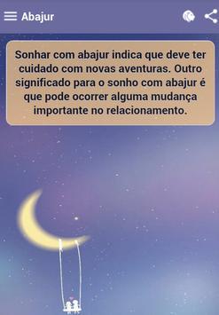 Significado dos Sonhos apk screenshot