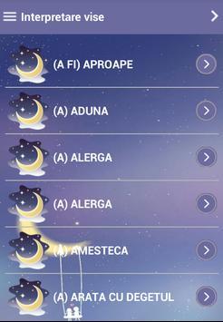 Interpretare vise apk screenshot