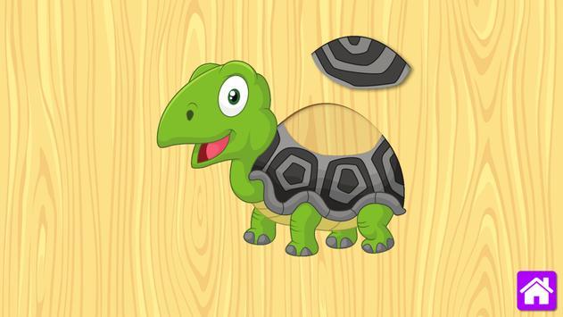 Animal Puzzles for Kids screenshot 6