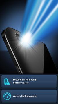 Alertas Flash LED: llamada/SMS captura de pantalla 3