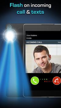 Alertas Flash LED: llamada/SMS captura de pantalla 4