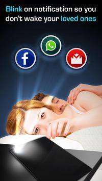 Flash Alerts LED - Call & SMS apk screenshot