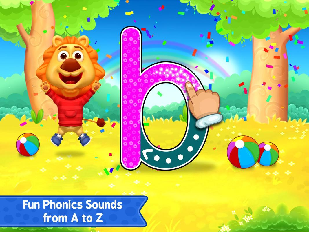 BabyTV - Free Baby Games - The Magical World of the Alphabet