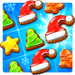 Christmas Cookie - Santa Claus's Match 3 Adventure APK