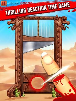 Rebana Dedo (Finger Slayer) captura de pantalla 5