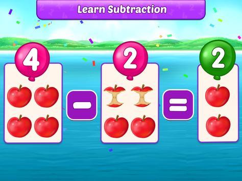 Math Kids تصوير الشاشة 15