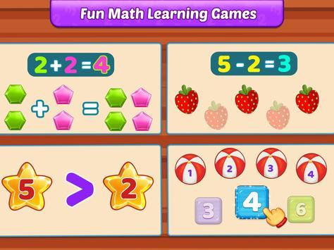 Math Kids تصوير الشاشة 11
