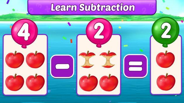 Math Kids تصوير الشاشة 1