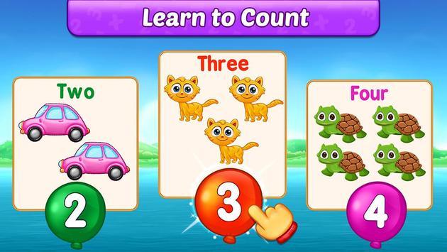 Math Kids تصوير الشاشة 3