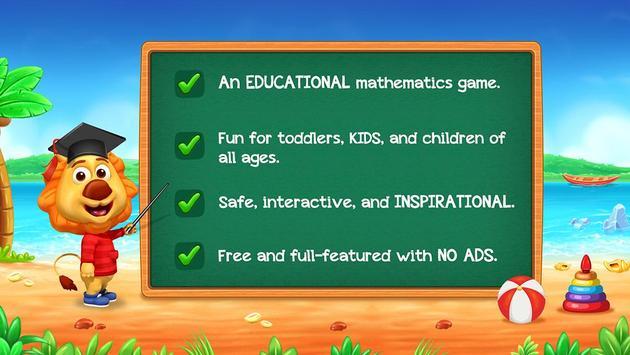 Math Kids تصوير الشاشة 5