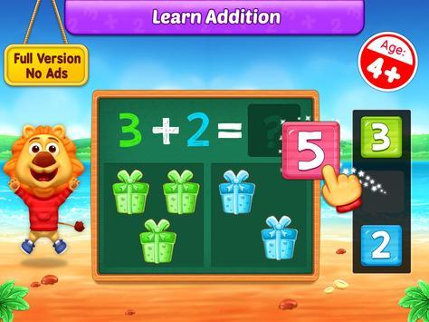Math Kids تصوير الشاشة 7