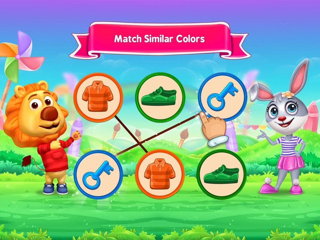 Colors & Shapes - Kids Learn Color and Shape APK Download - Free ...