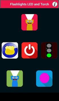 Flashlights LED and Torch(New) apk screenshot