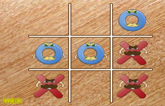 Quick Tic Tac Toe Free screenshot 1