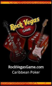 RVG Caribbean Poker poster