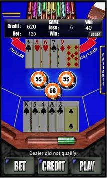 RVG Caribbean Poker screenshot 3