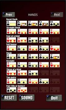 RVG Caribbean Poker screenshot 5
