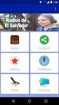 Radios of El Salvador apk screenshot
