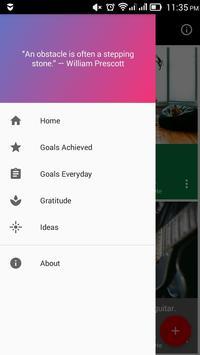 Thrive Goals Journal screenshot 4