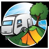 RV Parks & Campgrounds biểu tượng