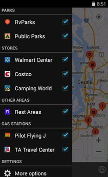 RV Parks & Campgrounds ảnh chụp màn hình 7