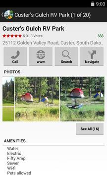 RV Parks & Campgrounds ảnh chụp màn hình 6