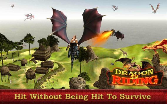 Flying Dragon Simulator – Dragon Rider apk screenshot