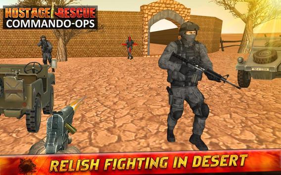 Prisoner Rescue – Anti-Terrorist Assault Strike apk screenshot