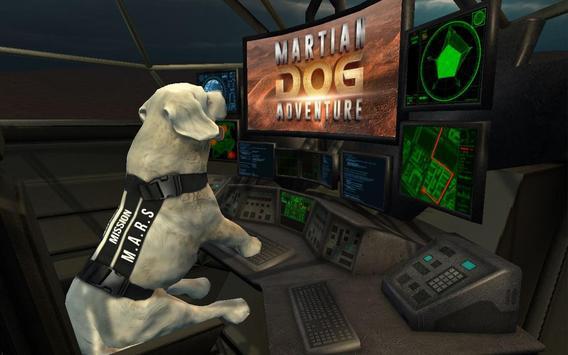 Space Dog Game : Travel to mars to explore screenshot 12