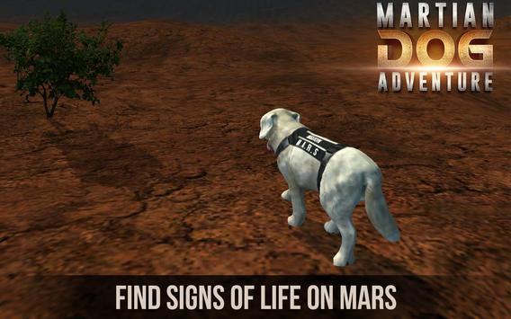 Space Dog Game : Travel to mars to explore screenshot 2