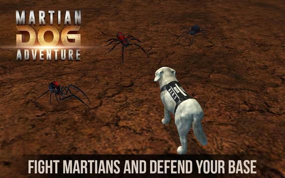 Space Dog Game : Travel to mars to explore screenshot 4