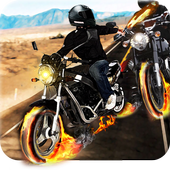 Bloody Motocycle Racing : race against death icon