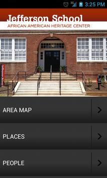 Jefferson School Walking Tour apk screenshot