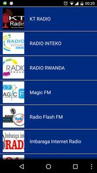 Radio Rwanda poster