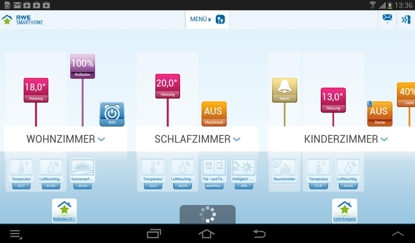 rwe smarthome apk download - free productivity app for android
