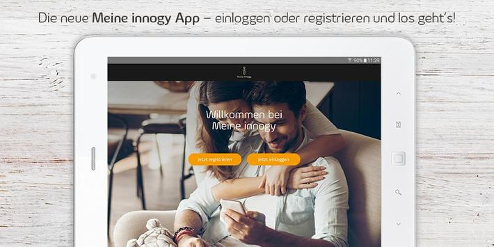 Meine innogy apk screenshot