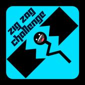 The ZigZag Challenge icon