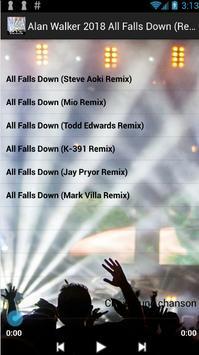 Alan Walker 2018 All Falls Down (Remixes) screenshot 1