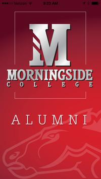 Morningside College Alumni poster