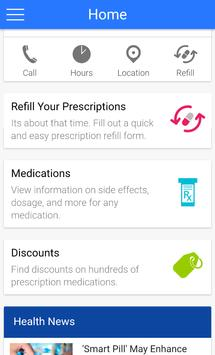 Rx Care Pharmacy poster