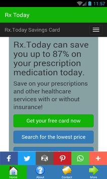 Rx.Today screenshot 1