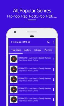 Tube Mp3 Music download Free Mp3 music player screenshot 2