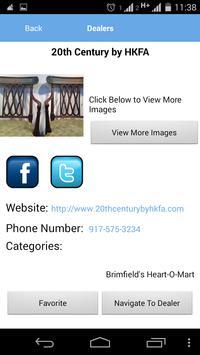 Brimfield Flea Finder screenshot 3